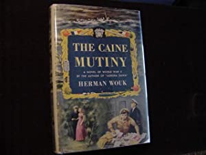 The Caine Mutiny (SIGNED Plus SIGNED MOVIE TIE-INS): Wouk, Herman