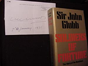 Soldiers of Fortune: The Story of the: Glubb, John Bagot
