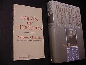Points of Rebellion (SIGNED): Douglas, William O.