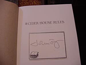 The Cider House Rules (SIGNED Plus Movie Tie-Ins): Irving, John