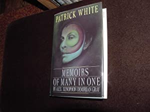 Memoirs of Many in One By Alex Xenophon Demirjian Gray: White, Patrick