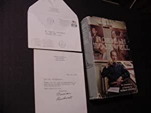 SIGNED TYPED LETTER: Rockwell, Norman