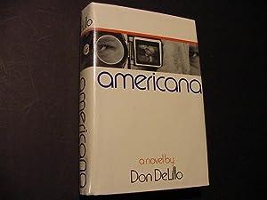 Americana: DeLillo, Don