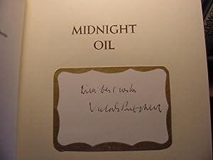 Midnight Oil: Pritchett, V. S.