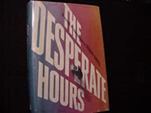 The Desperate Hours (SIGNED Plus MOVIE TIE-INS): Hayes, Joseph