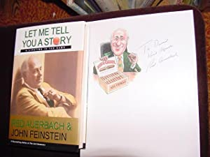 Let Me Tell You A Story: A Lifetime In The Game: Auerbach, Red; Feinstein, John