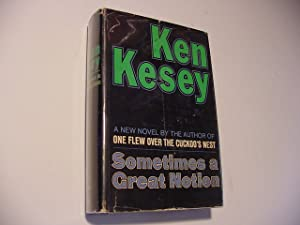 Sometimes A Great Notion (SIGNED Plus Movie: Kesey, Ken