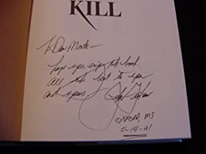 A Time to Kill (SIGNED Plus SIGNED LETTER and MOVIE TIE-INS)): Grisham, John
