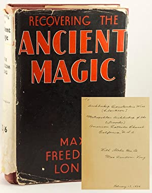 Recovering the Ancient Magic [INSCRIBED]