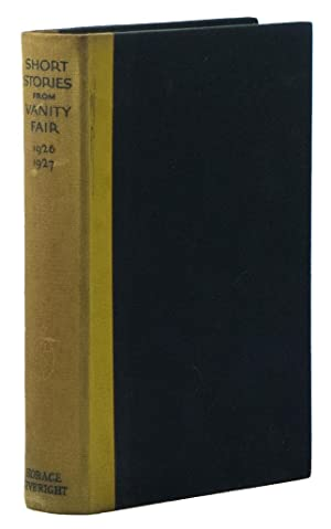 Short Stories from Vanity Fair, 1926-1927: TULLY, Jim (contributor)];