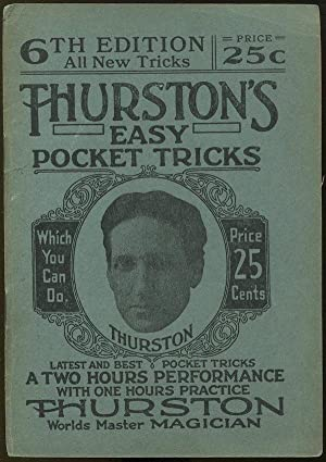 Thurston's Easy Pocket Tricks: The A-B-C of Magic (Book Number 6)
