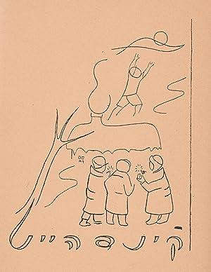 VEY UN VANDER: LIDER: Aszendorf, Israel; Ben (Benn), illustrator