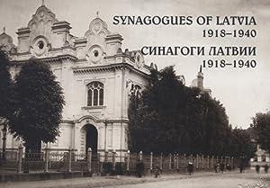 SYNAGOGUES OF LATVIA, 1918-1940 = SINAGOGI LATVII,: Barkan, Natan; Menahem