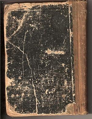 DI KULTURGESHIKHTE. VOL. I (ONLY, of 3 volumes): Krantz, Ph.