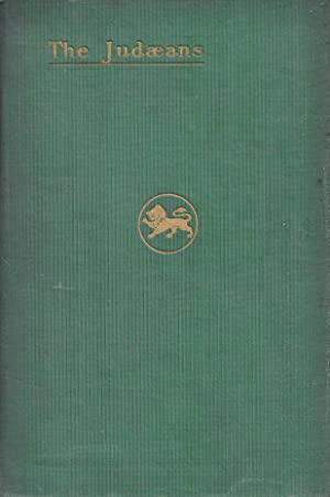 JUDAEAN ADDRESSES SELECTED VOL IV [ONLY] 1926-1932: Judaeans (Organization)