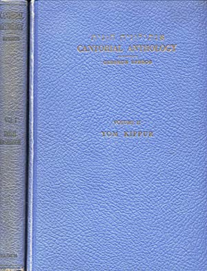 ANTOLOGIYAH HAZANIT = CANTORIAL ANTHOLOGY OF TRADITIONAL AND MODERN SYNAGOGUE MUSIC : ARRANGED FOR ...