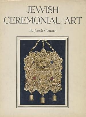 JEWISH CEREMONIAL ART: Gutmann, Joseph