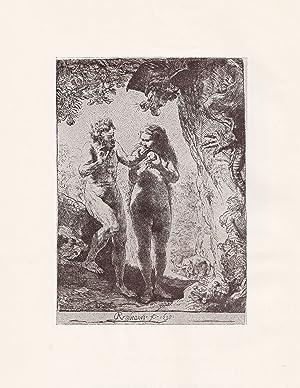 HA-TANAKH BI-TEMUNOT REMBRANDT: Jt) [Rembrandt] Shneid, Naftali.