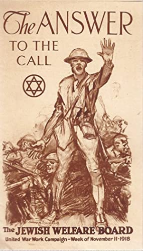 THE ANSWER TO THE CALL: Photos) National Jewish Welfare Board