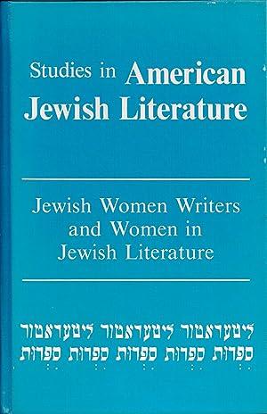 JEWISH WOMEN WRITERS AND WOMEN IN JEWISH LITERATURE: Walden, Daniel