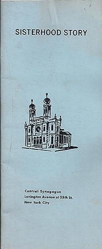 SISTERHOOD STORY: Central Synagogue Sisterhood