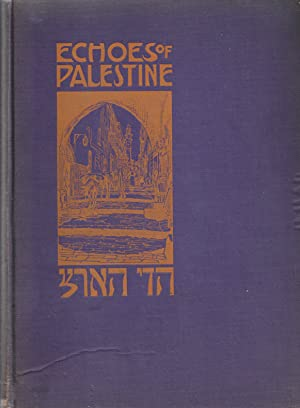 ECHOES OF PALESTINE = HA'DAI HA'ARETZ: Goldfarb, Thelma