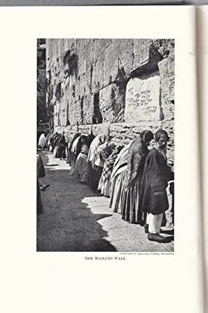 THE HOLY LAND UNDER MANDATE. COMPLETE IN 2 VOLUMES.: Andrews, Fannie Fern.