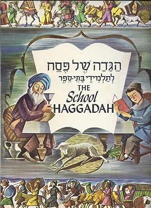 The School Haggadah: Forst, Siegmund; Saadyah Maximon