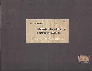 JÜDISCHE GESCHICHTE UND LITERATUR IN VERGLEICHENDEN ZEITTAFELN: Höxter, Julius