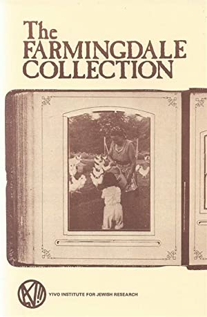 THE FARMINGDALE COLLECTION.: Dubrovsky, Gertrude W.