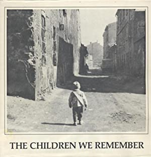 THE CHILDREN WE REMEMBER: PHOTOGRAPHS FROM THE ARCHIVES OF YAD VASHEM, JERUSALEM, ISRAEL: Abells, ...