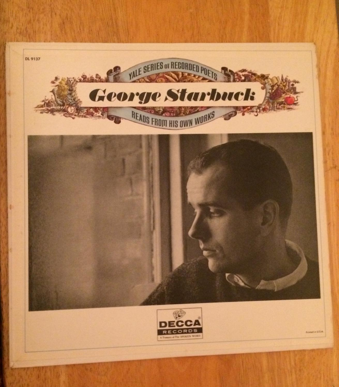 George Starbuck sonnet
