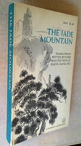The Jade Mountain. A Chinese Anthology: Kiang Kang-Hu, Witter