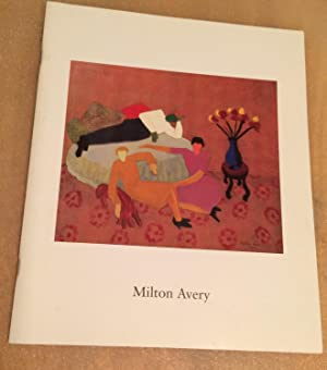 Milton Avery. Paintings and Works on Paper