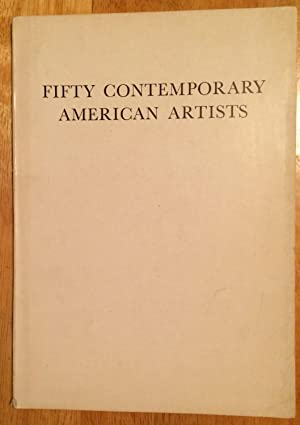 Fifty Contemporary American Artists