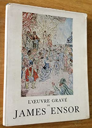 L'Oeuvre Gravé de James Ensor: Albert Croquez