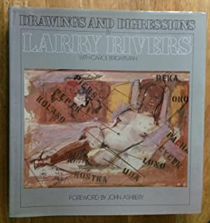 Drawings and Digressions by Larry Rivers