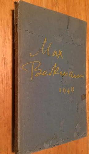 Max Beckmann 1948: Hanns Swarzenski, Perry