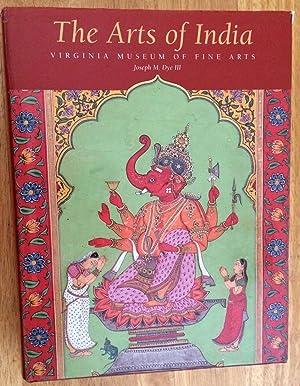 The Arts of India.: Joseph M. Dye