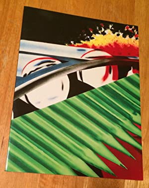 James Rosenquist. Welcome to the Water Planet and House of Fire. 1988 - 1989