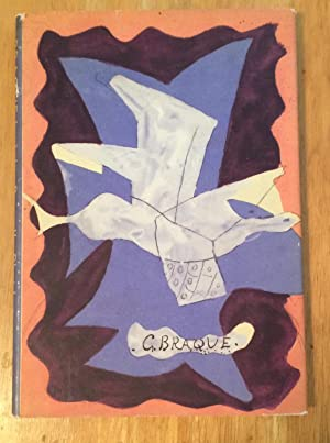 G. Braque with Eighty Illustrations Including Twenty-Four in Colour Selected by Ben Sussan