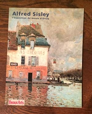 Alfred Sisley. l'exposition du musee d'Orsay.