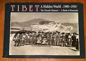 Tibet. A Hidden World 1905 - 1935.: Newark Museum