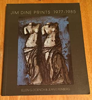 Jim Dine Prints 1977 - 1985