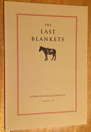 The Last Blankets, Navajo Double Saddle Blankets 1880 - 1910. Landscape and Distance in Navajo We...