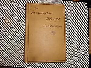 The Boston Cooking-School Cook Book: Fannie Merritt Farmer