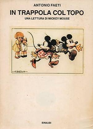 In trappola col topo, una lettera di: FAETI Antonio.