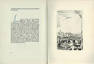 Journal florentin de R. M. Rilke. Traduction: RILKE Rainer Maria