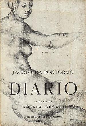 Diario 'fatto nel tempo che dipingeva il: PONTORMO Jacopo da