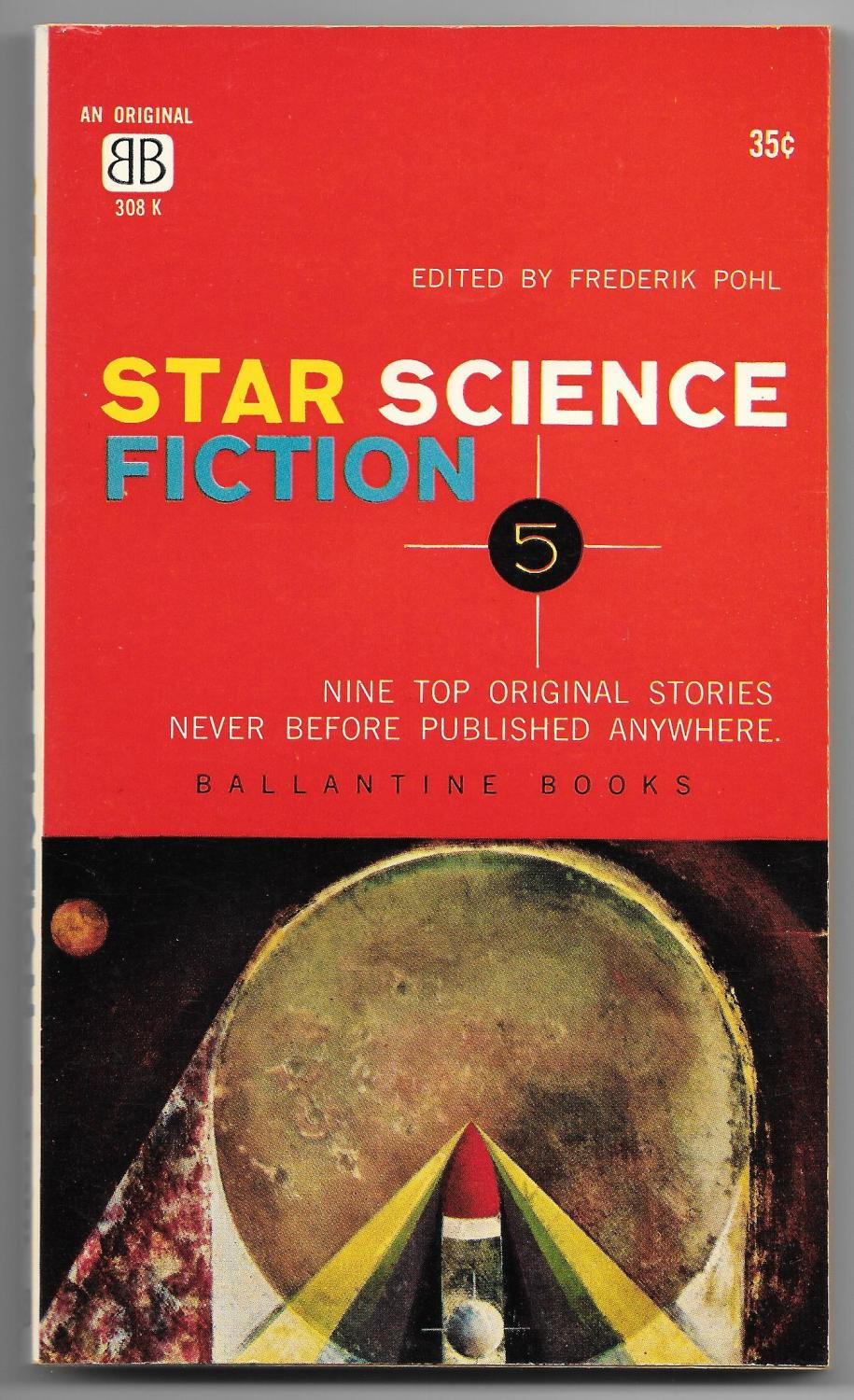 Star Science Fiction Stories No. 5: Pohl, Frederik; ed.